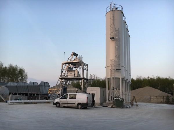 silosy na cement kąty wrocławskie